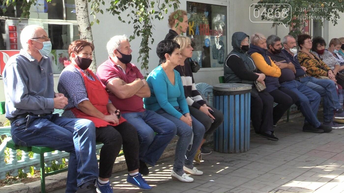 О проблемах предпринимателей и горожан: Михаил Дудников провел встречу на «Утреннем» рынке (видео), фото-2