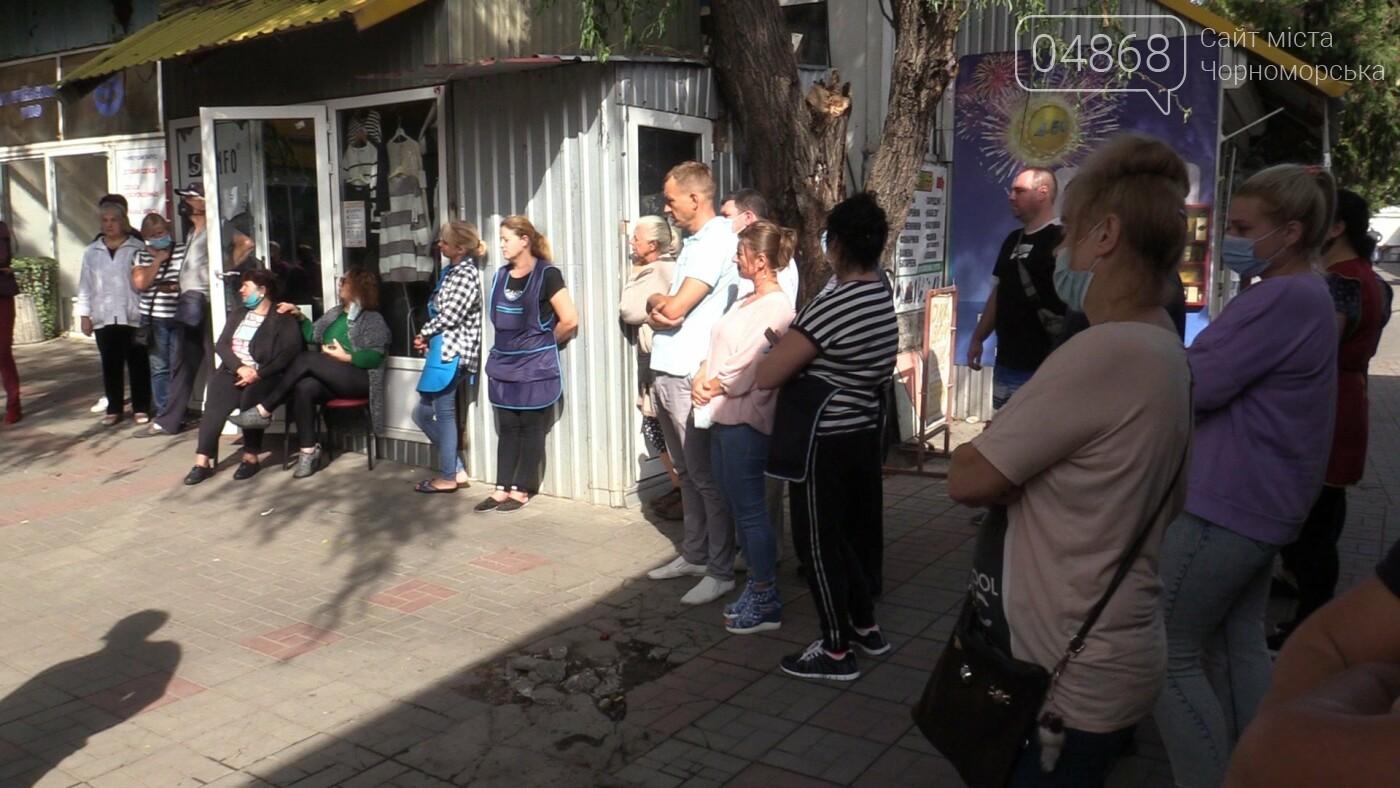О проблемах предпринимателей и горожан: Михаил Дудников провел встречу на «Утреннем» рынке (видео), фото-3