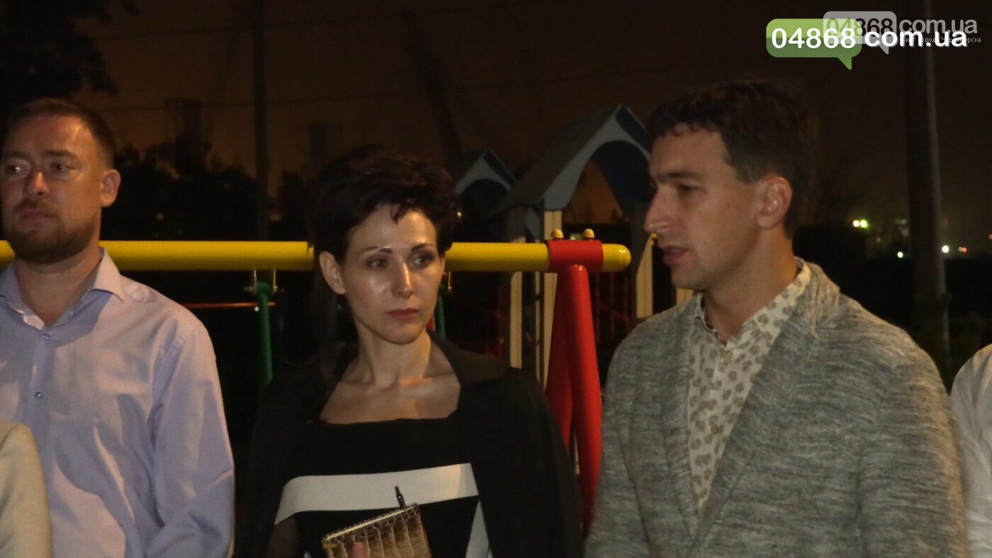 Команда «Слуги Народа» встречается с избирателями всей Черноморской громады (видео), фото-1