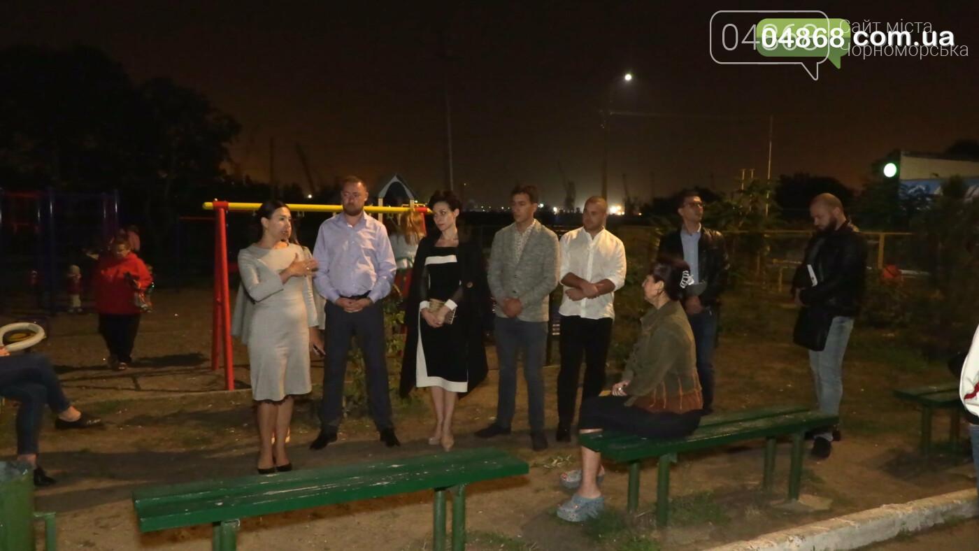 Команда «Слуги Народа» встречается с избирателями всей Черноморской громады (видео), фото-5
