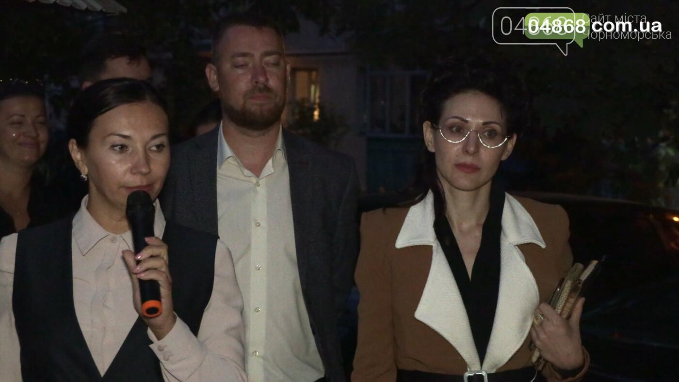 Команда партии «Слуга Народа» провела встречу с жителями Черноморска (видео), фото-1
