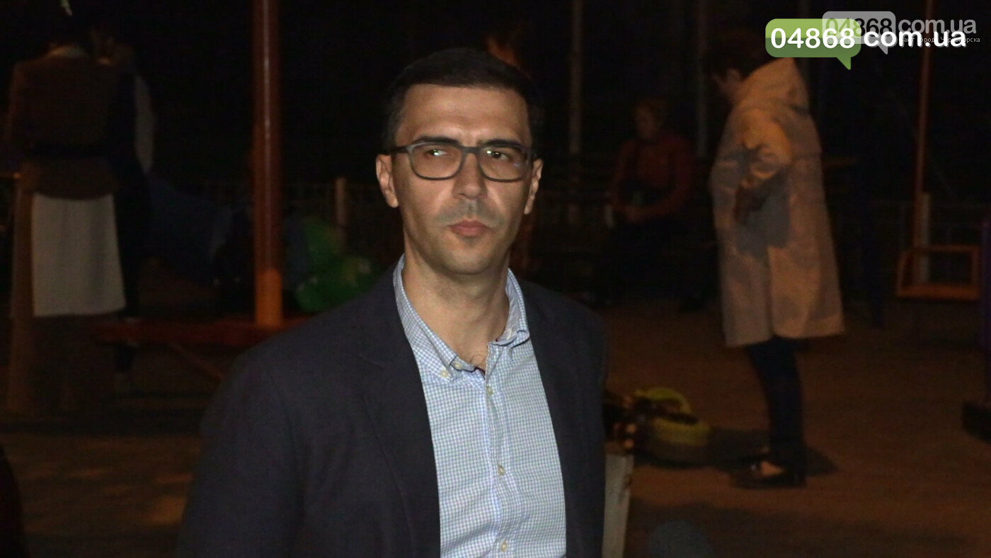 Команда партии «Слуга Народа» провела встречу с жителями Черноморска (видео), фото-4