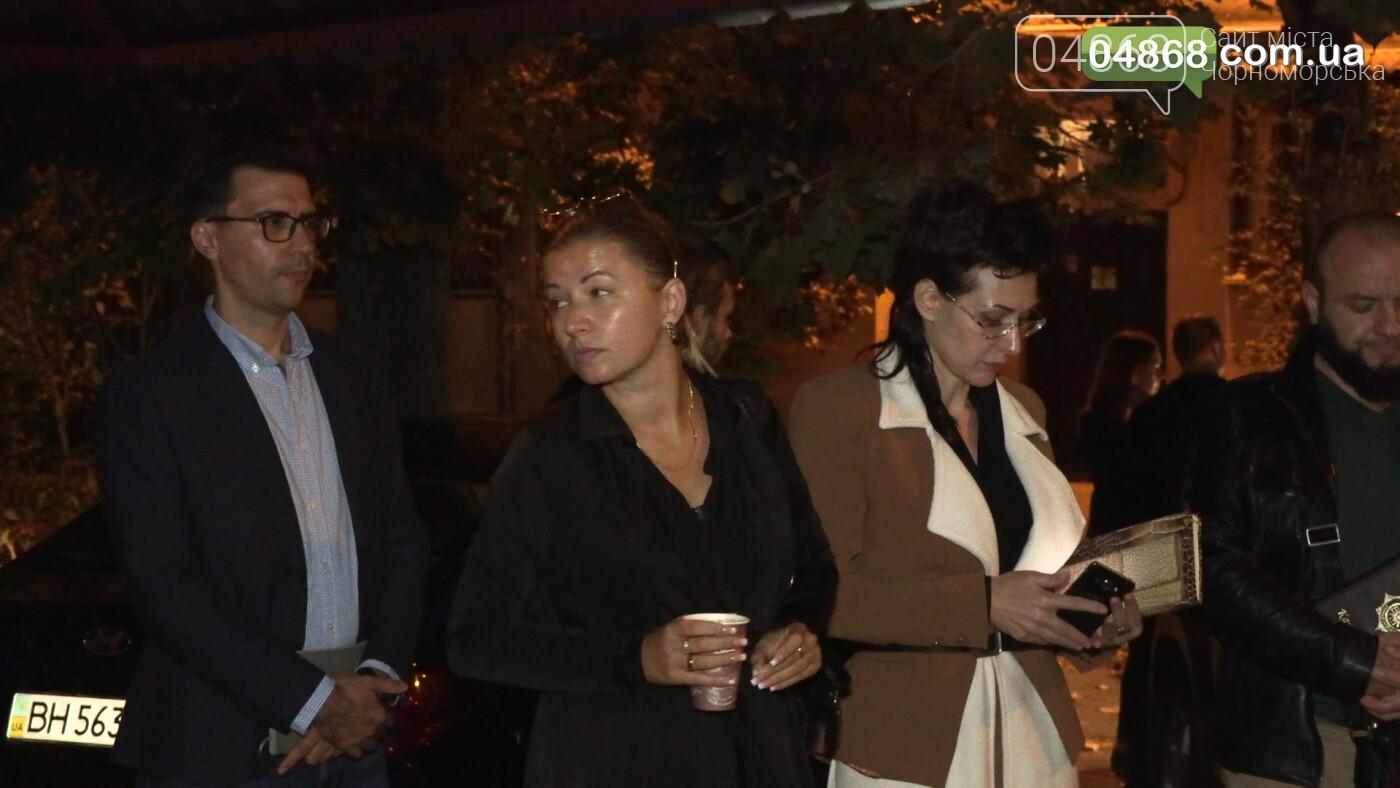Команда партии «Слуга Народа» провела встречу с жителями Черноморска (видео), фото-5