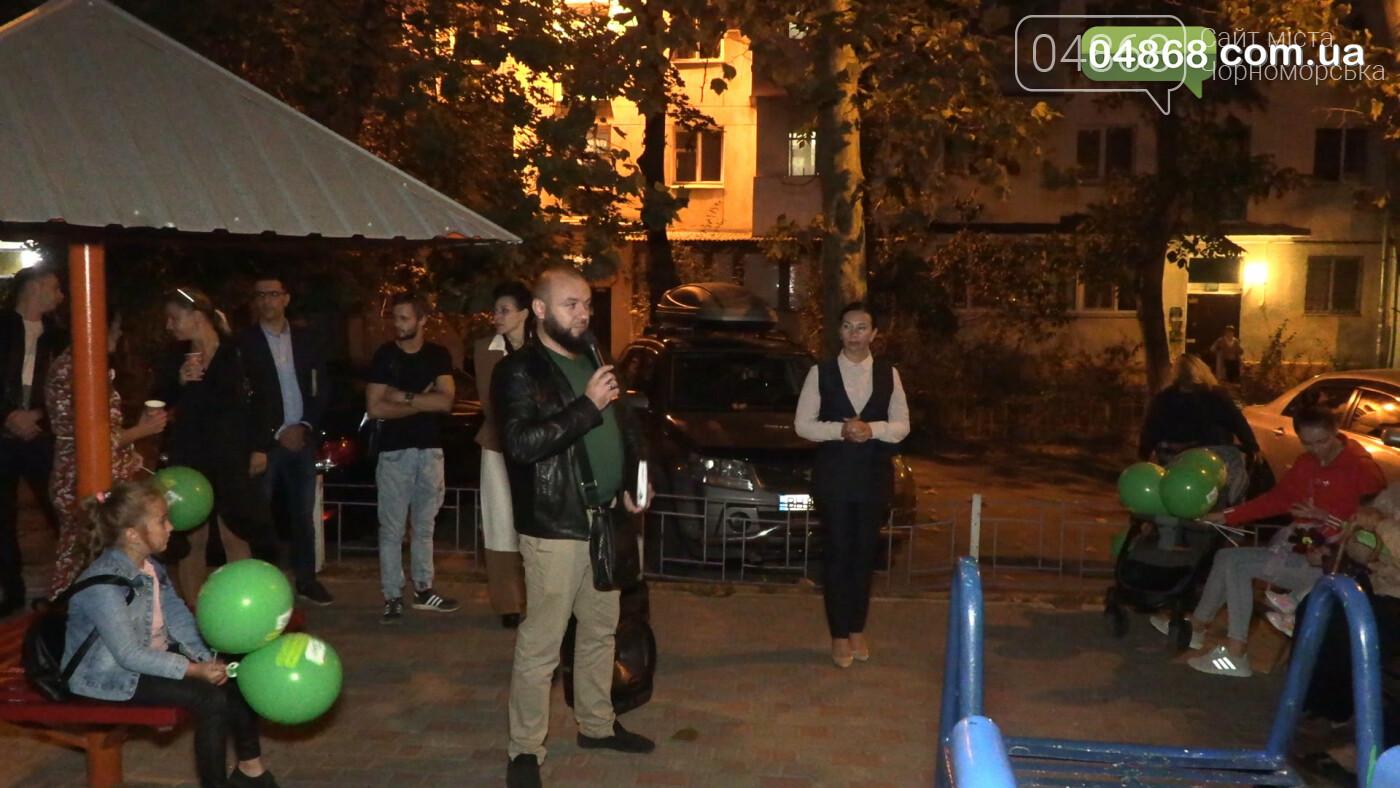 Команда партии «Слуга Народа» провела встречу с жителями Черноморска (видео), фото-6