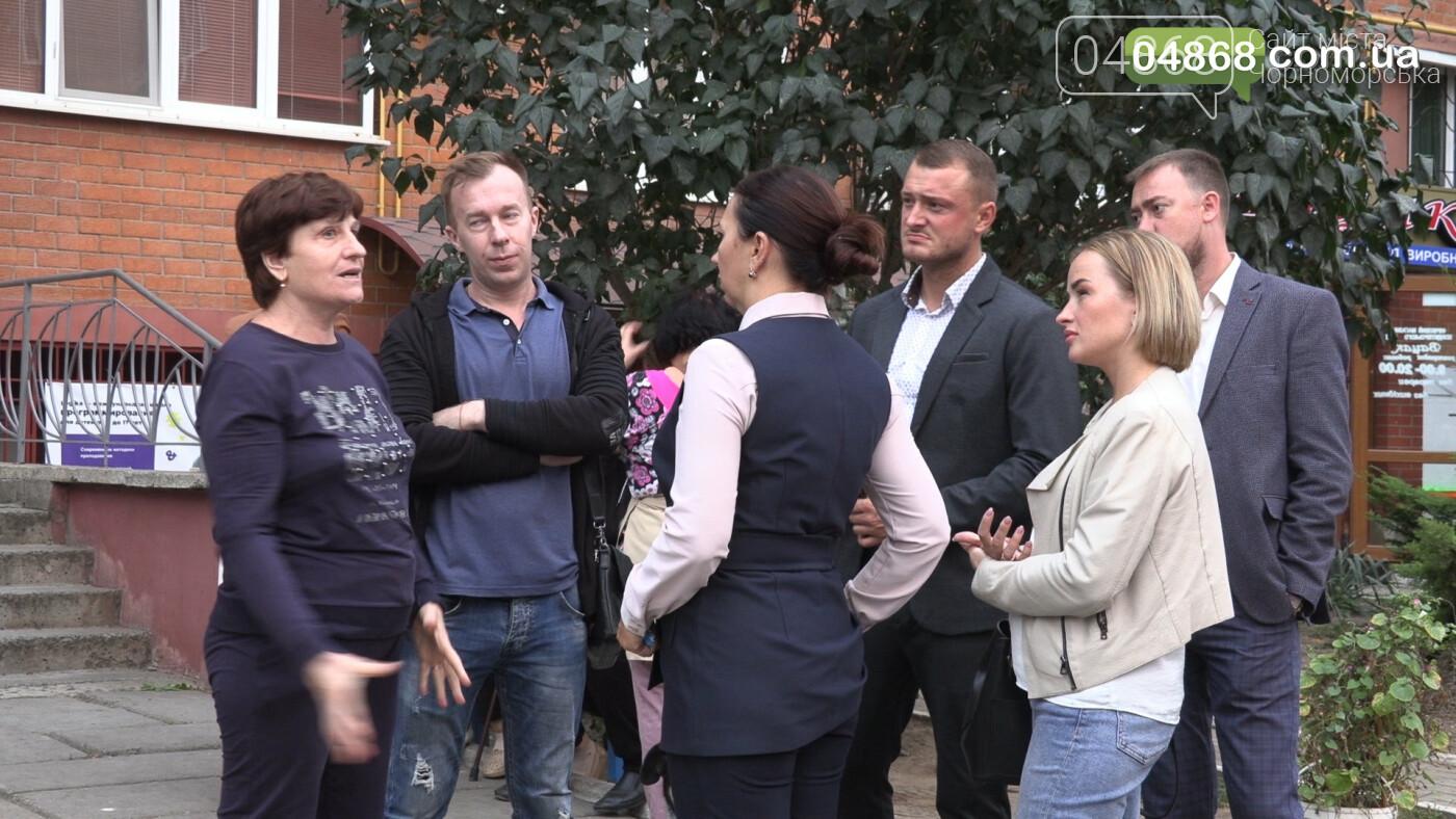 Екатерина Чегаринская знакомит избирателей с командой и программой партии «Слуга Народа» (видео), фото-2