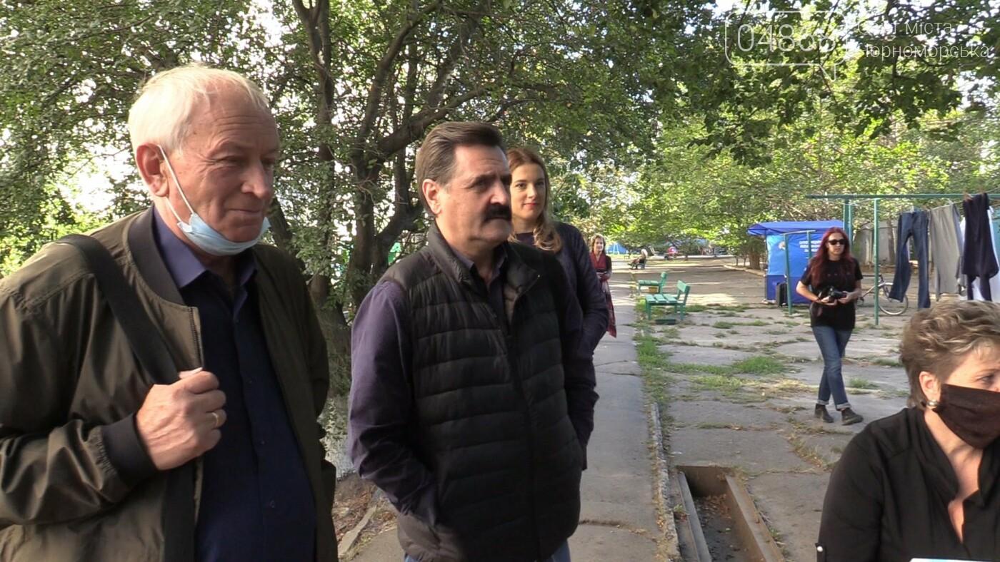 Оксана Демченко провела встречу с избирателями (видео), фото-1