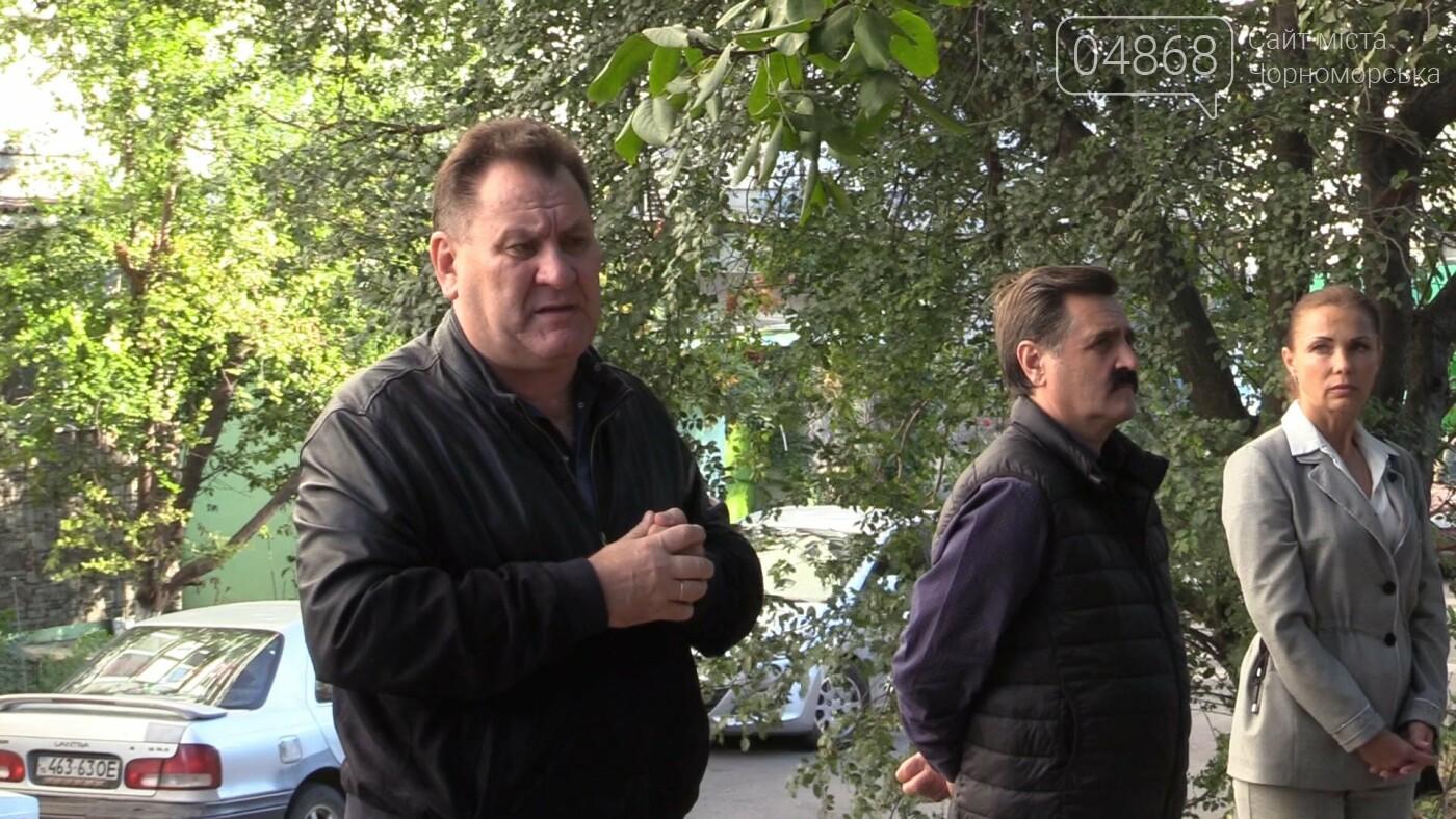 Оксана Демченко провела встречу с избирателями (видео), фото-3
