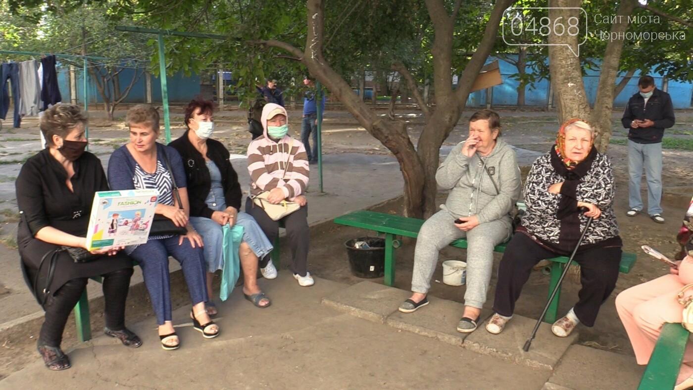 Оксана Демченко провела встречу с избирателями (видео), фото-6