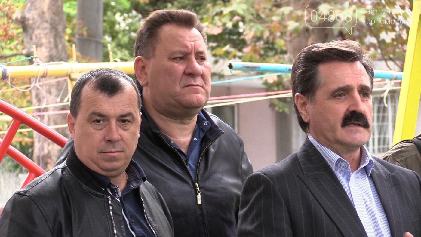 Сергей Мыза продолжает знакомиться с проблемами горожан (видео), фото-3