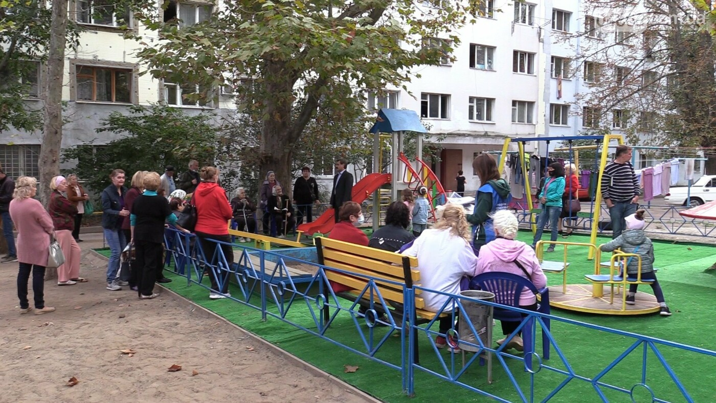 Сергей Мыза продолжает знакомиться с проблемами горожан (видео), фото-4