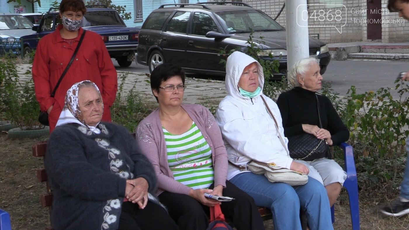 Оксана Демченко представила горожанам предвыборную программу ПП «ОПЗЖ» (видео), фото-2
