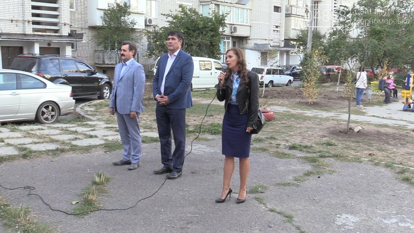 Оксана Демченко представила горожанам предвыборную программу ПП «ОПЗЖ» (видео), фото-4