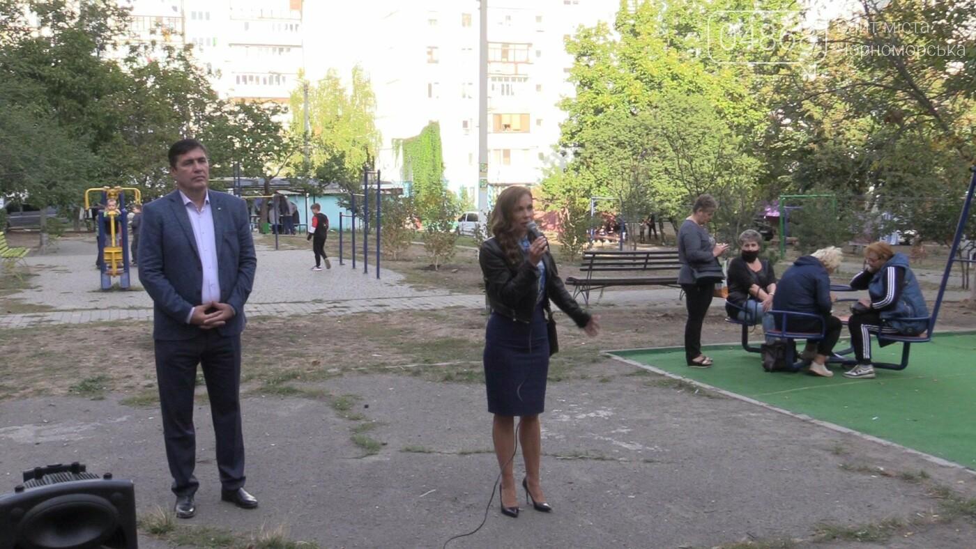 Оксана Демченко представила горожанам предвыборную программу ПП «ОПЗЖ» (видео), фото-5