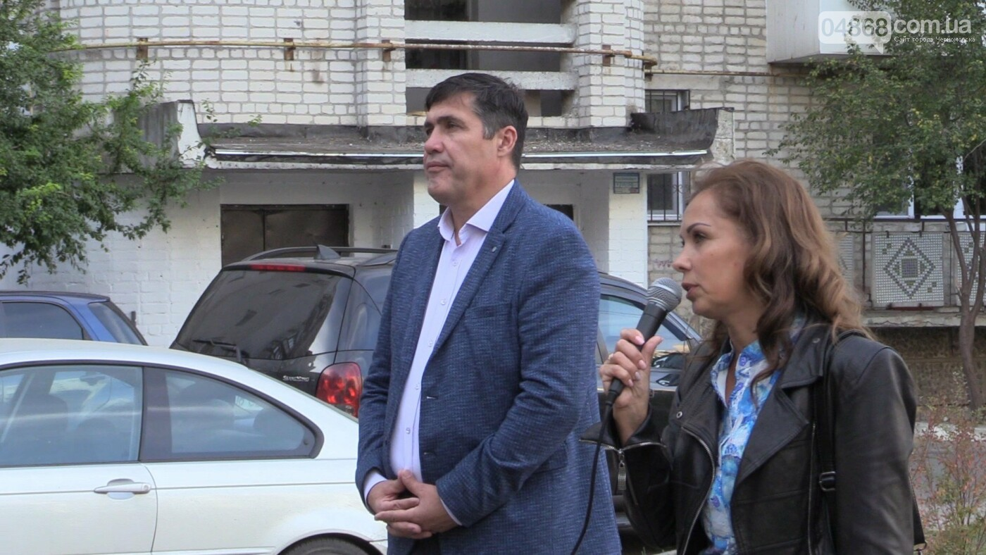 Оксана Демченко представила горожанам предвыборную программу ПП «ОПЗЖ» (видео), фото-6