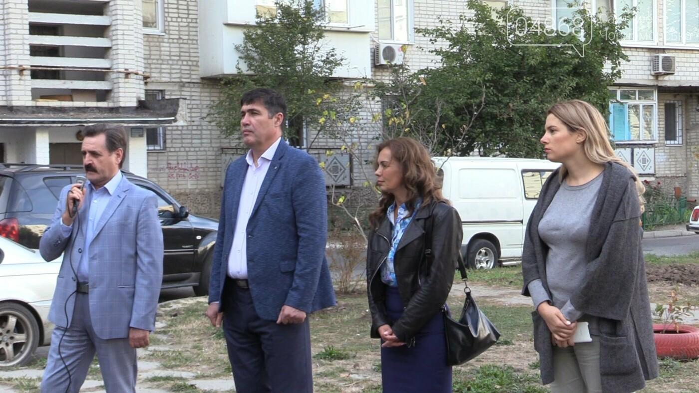Оксана Демченко представила горожанам предвыборную программу ПП «ОПЗЖ» (видео), фото-1