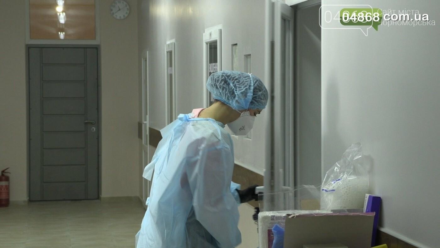 Новую лабораторию для особо опасных инфекций открыли в Черноморске (видео), фото-5