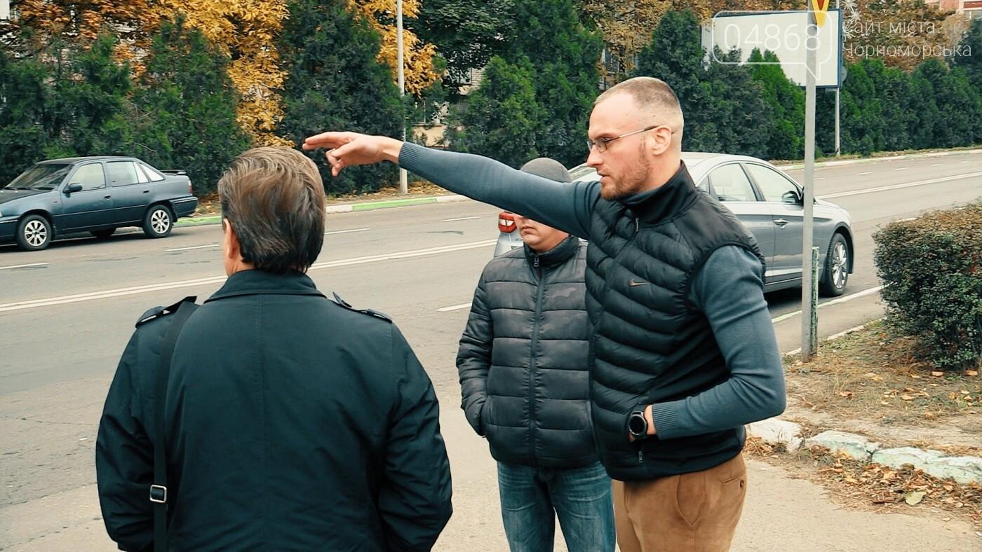 Проблема выезда с ул. Виноградной на ул. 1-го Мая может быть решена (спецрепортаж), фото-5
