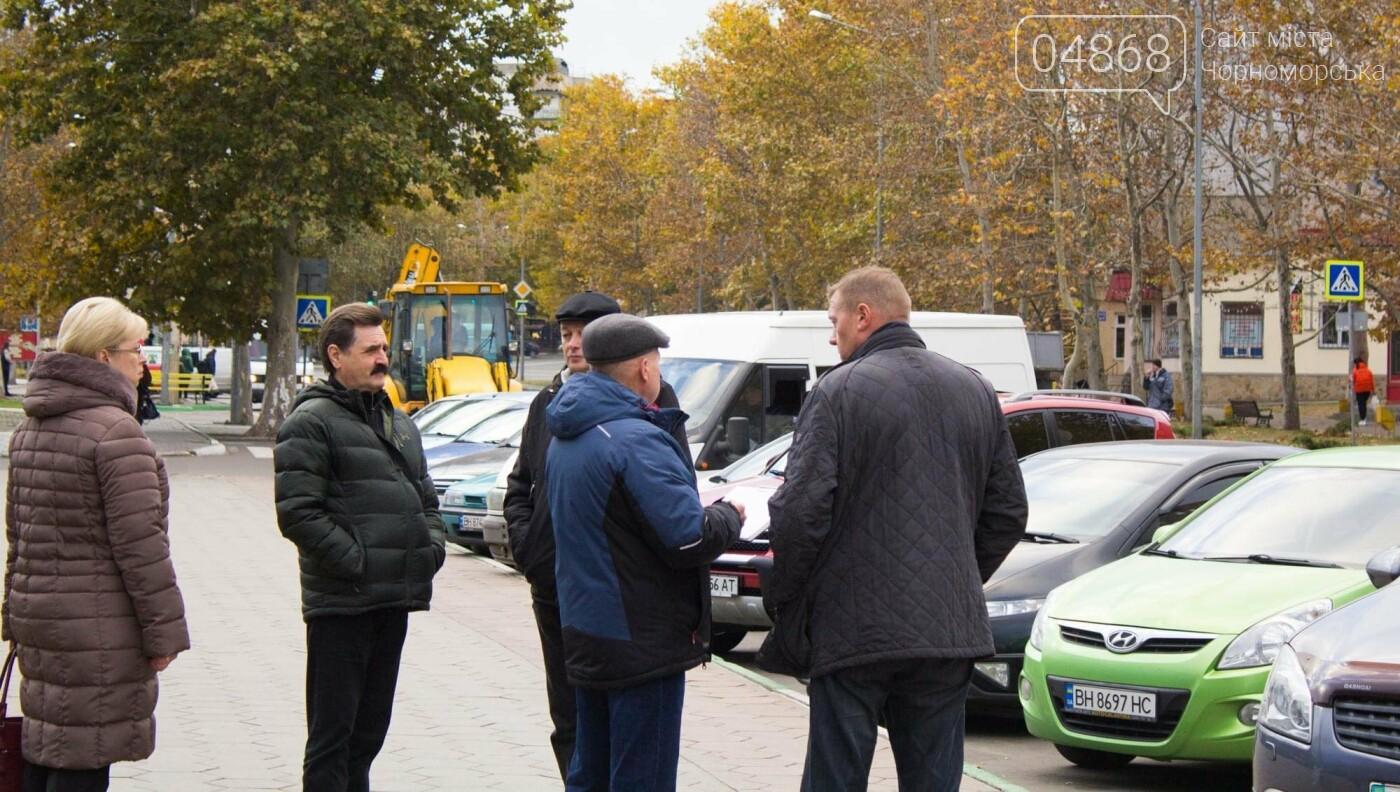Как прошел общегородской субботник в Черноморске , фото-1