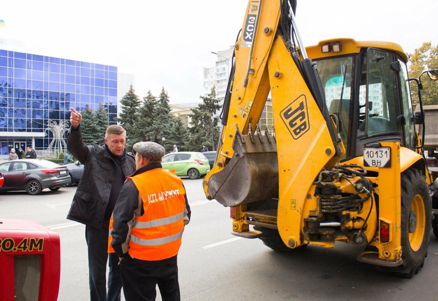 Как прошел общегородской субботник в Черноморске , фото-2