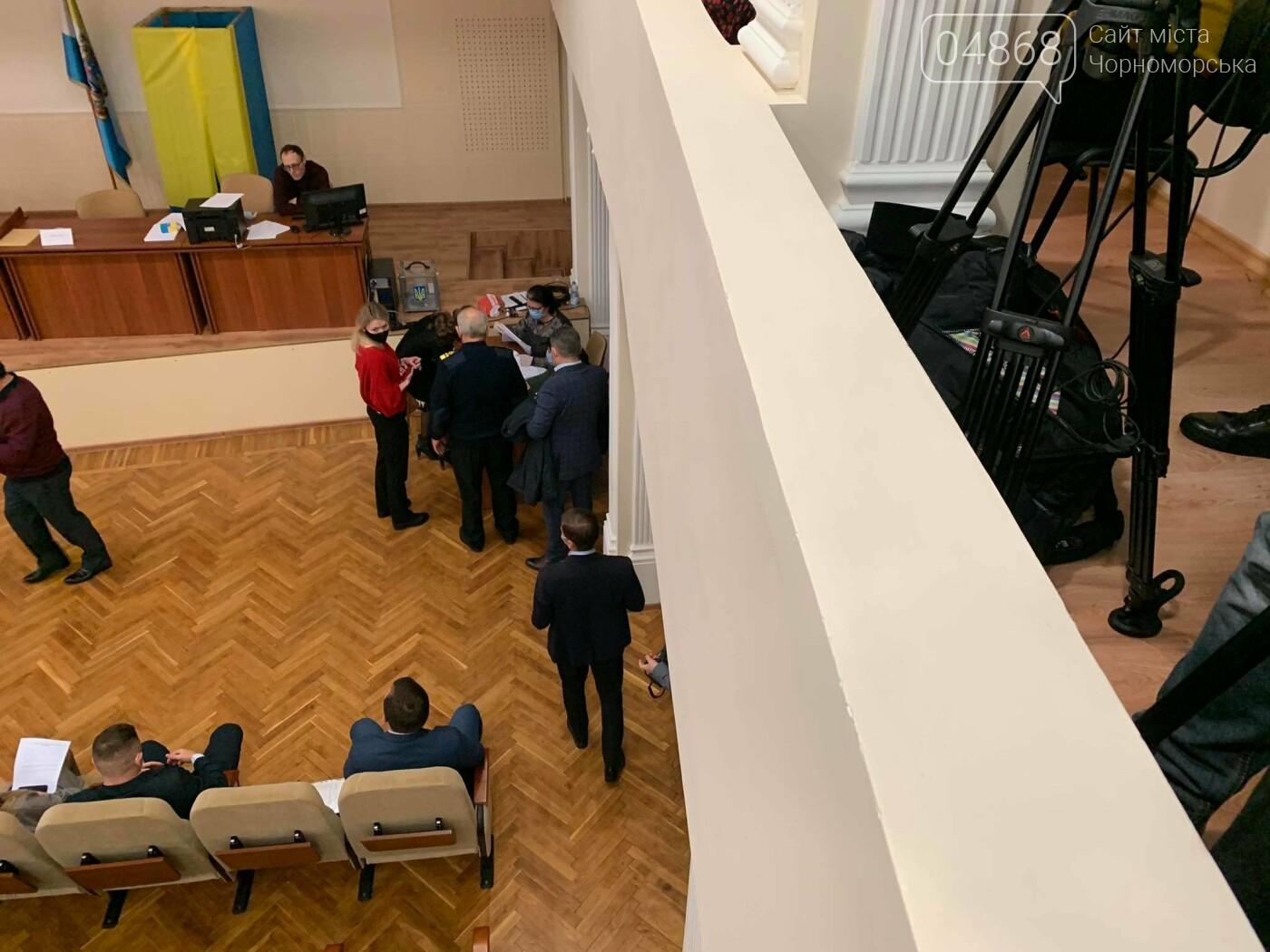 В Черноморске избрали секретаря городского совета VIII созыва, фото-5