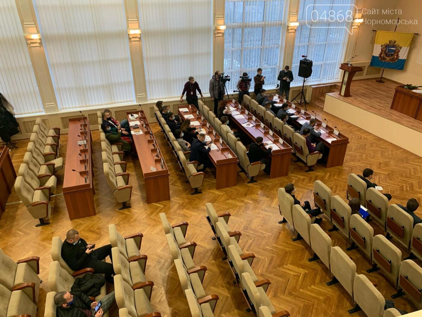 В Черноморске избрали секретаря городского совета VIII созыва, фото-4