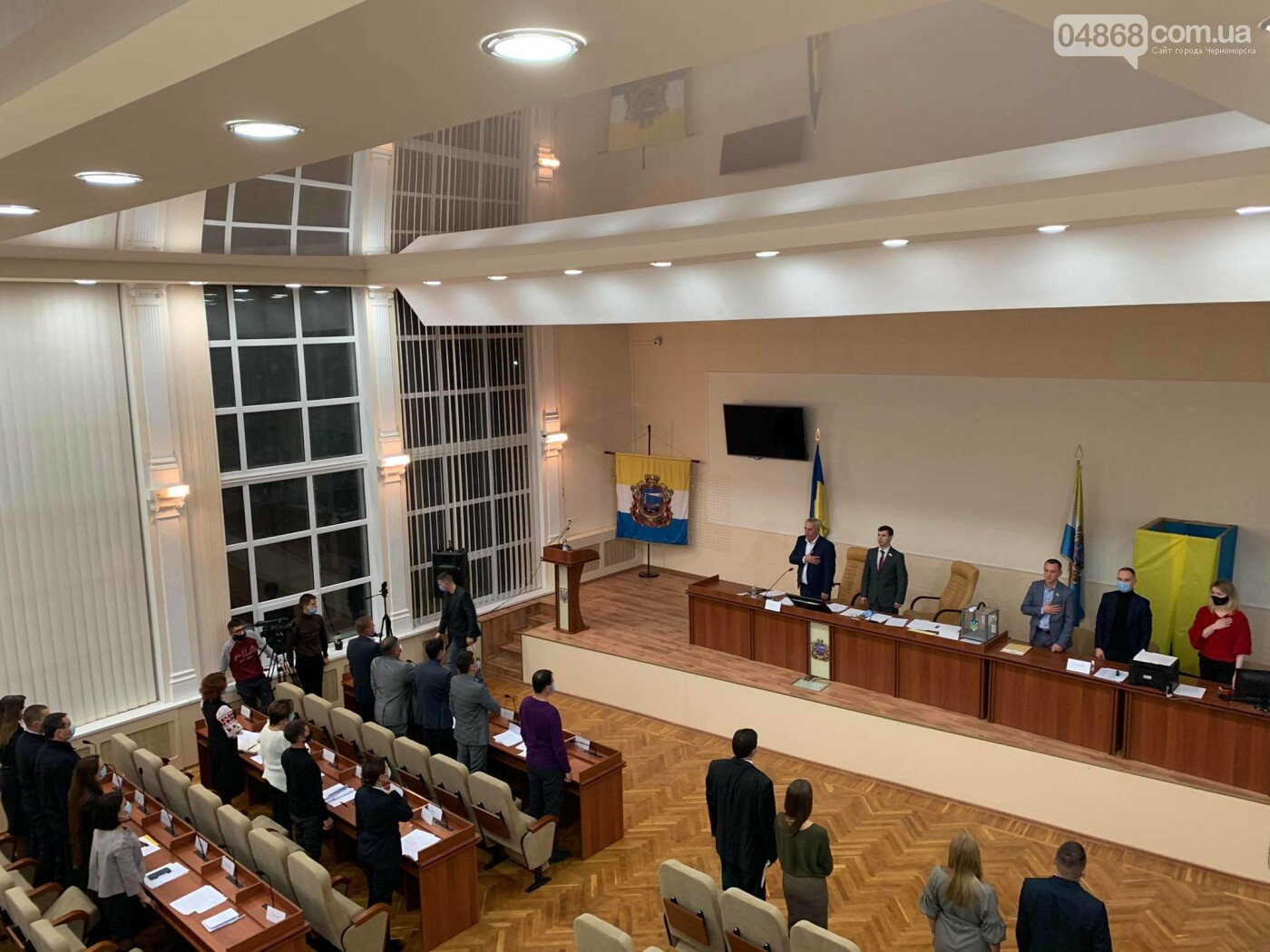В Черноморске избрали секретаря городского совета VIII созыва, фото-1