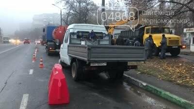 Авария: из-за отсутствия воды в Черноморске закрывают школы (видео), фото-1
