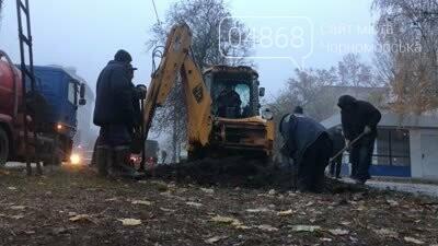Авария: из-за отсутствия воды в Черноморске закрывают школы (видео), фото-2