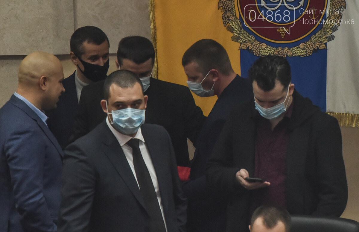 Скандал на сессии облсовета: депутаты заблокировали трибуну (видео) , фото-4