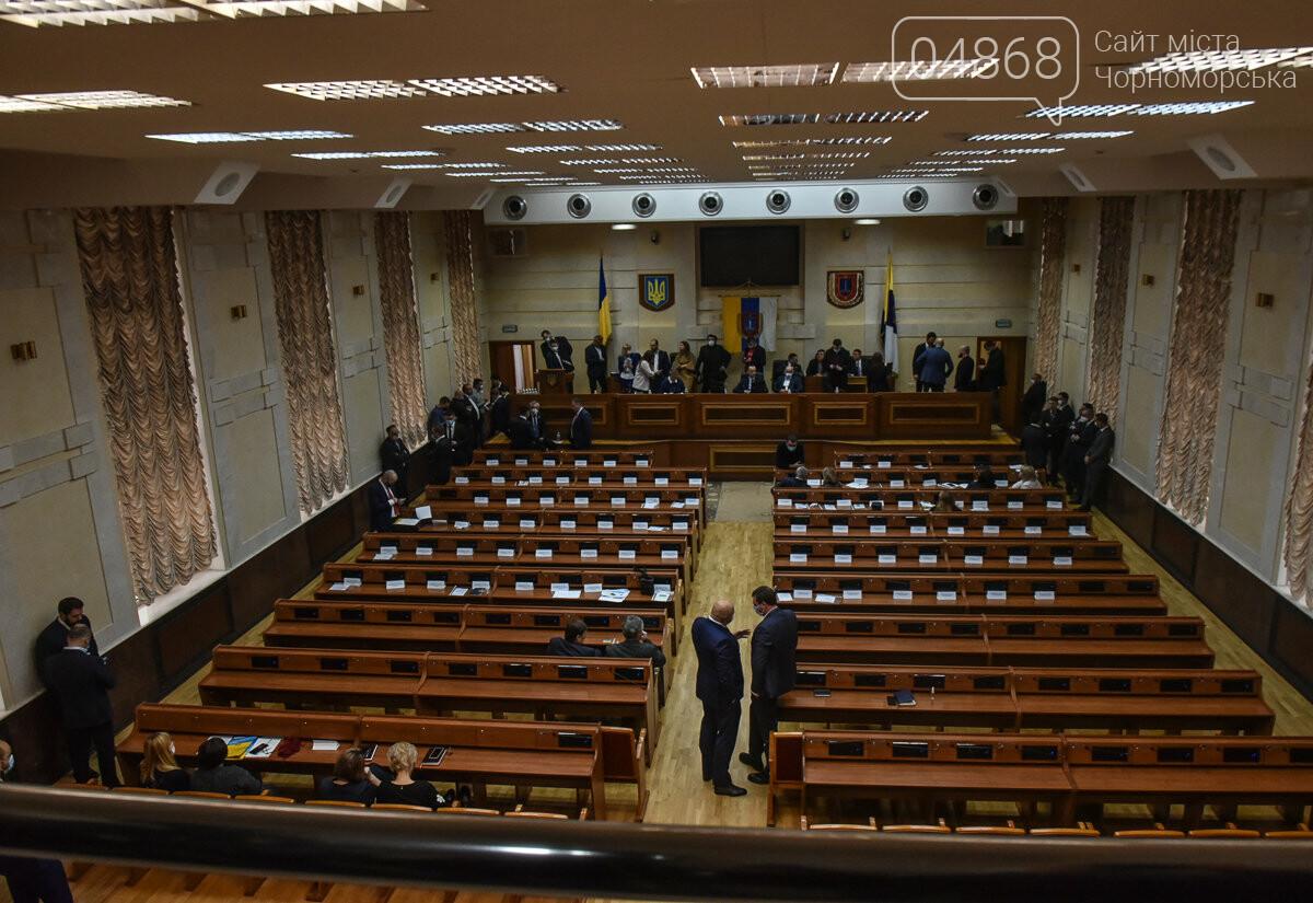 Скандал на сессии облсовета: депутаты заблокировали трибуну (видео) , фото-5