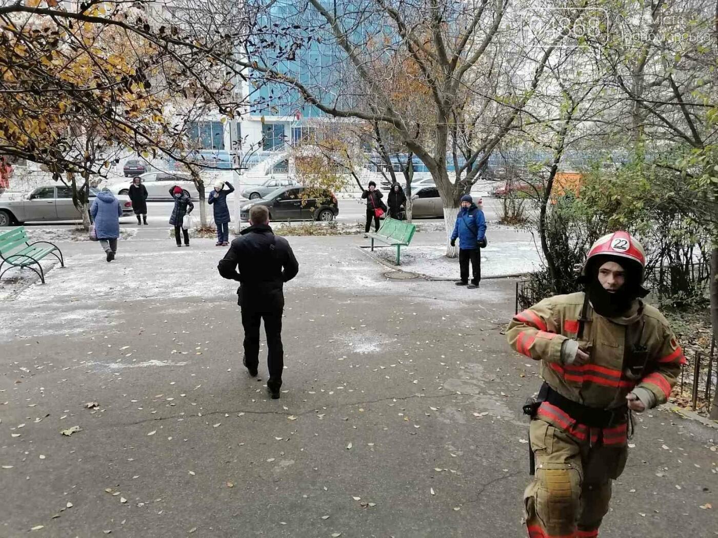 Жильцов одного из домов в Черноморске эвакуировали из-за угрозы взрыва, фото-1