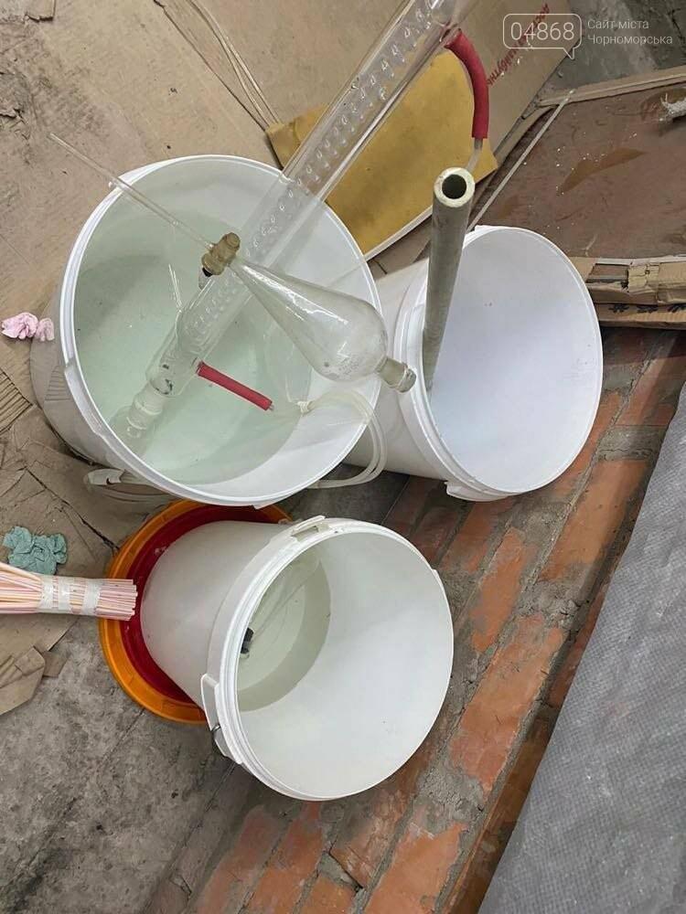 В Одесской области разоблачили нарколабораторию по изготовлению каннабиса и амфетамина, фото-8