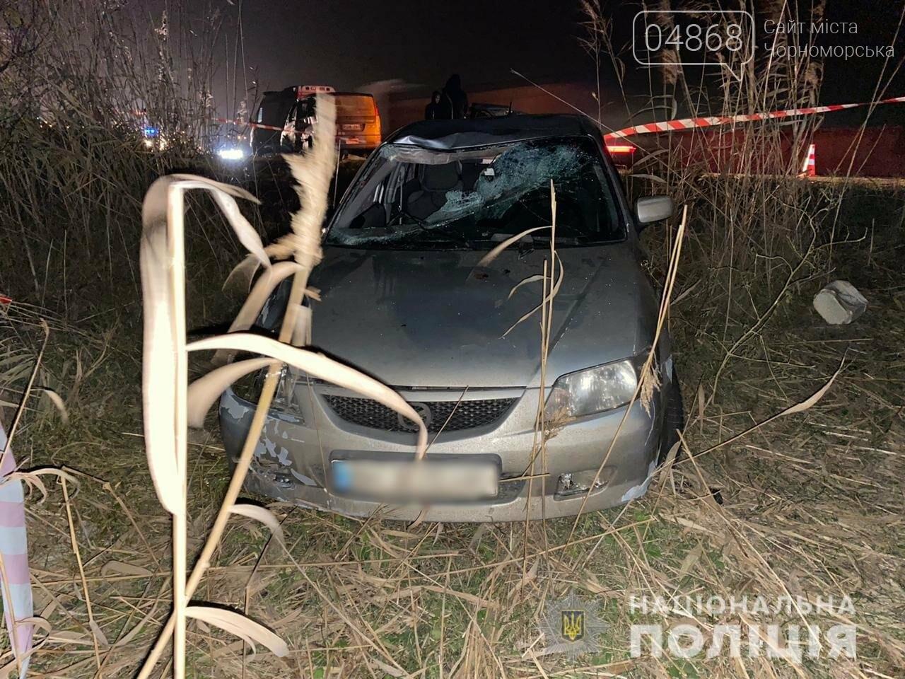 В Одессе произошло смертельное ДТП (видео), фото-1