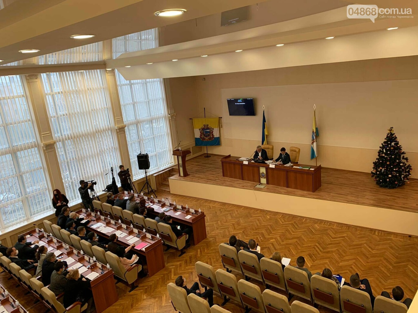 Надбавки медикам и безопасный город: в Черноморске прошла 3-я сессия VIII созыва (видео), фото-2