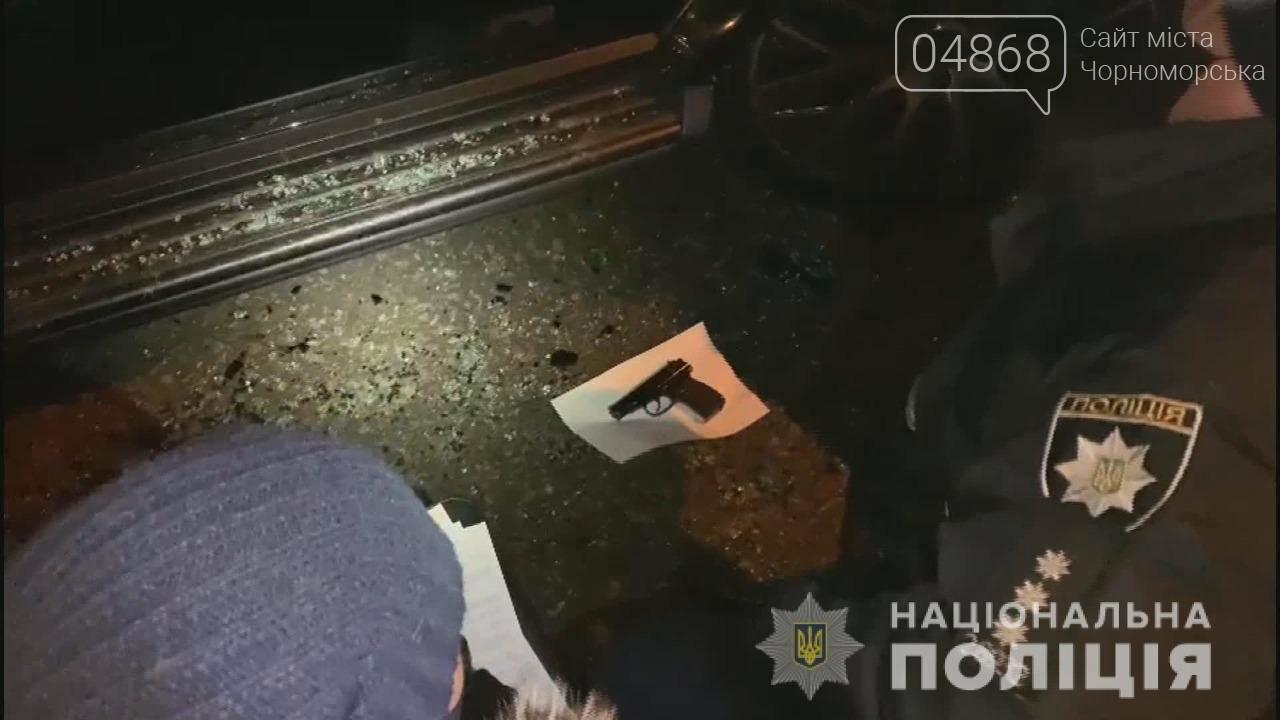 В Одессе задержан криминальный авторитет, фото-1