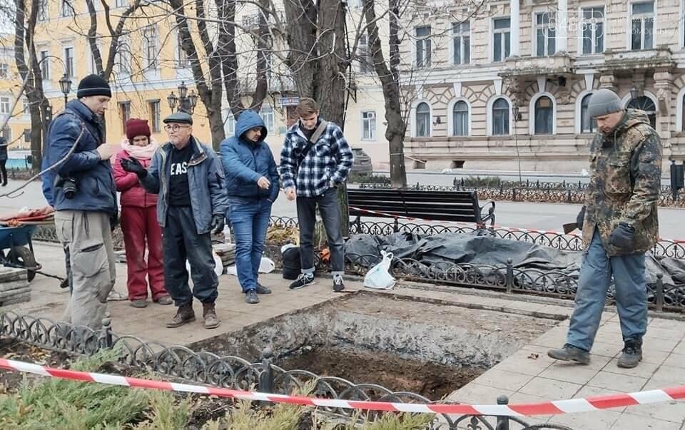 Раскопки на Приморском бульваре завершены: что удалось найти, фото-1
