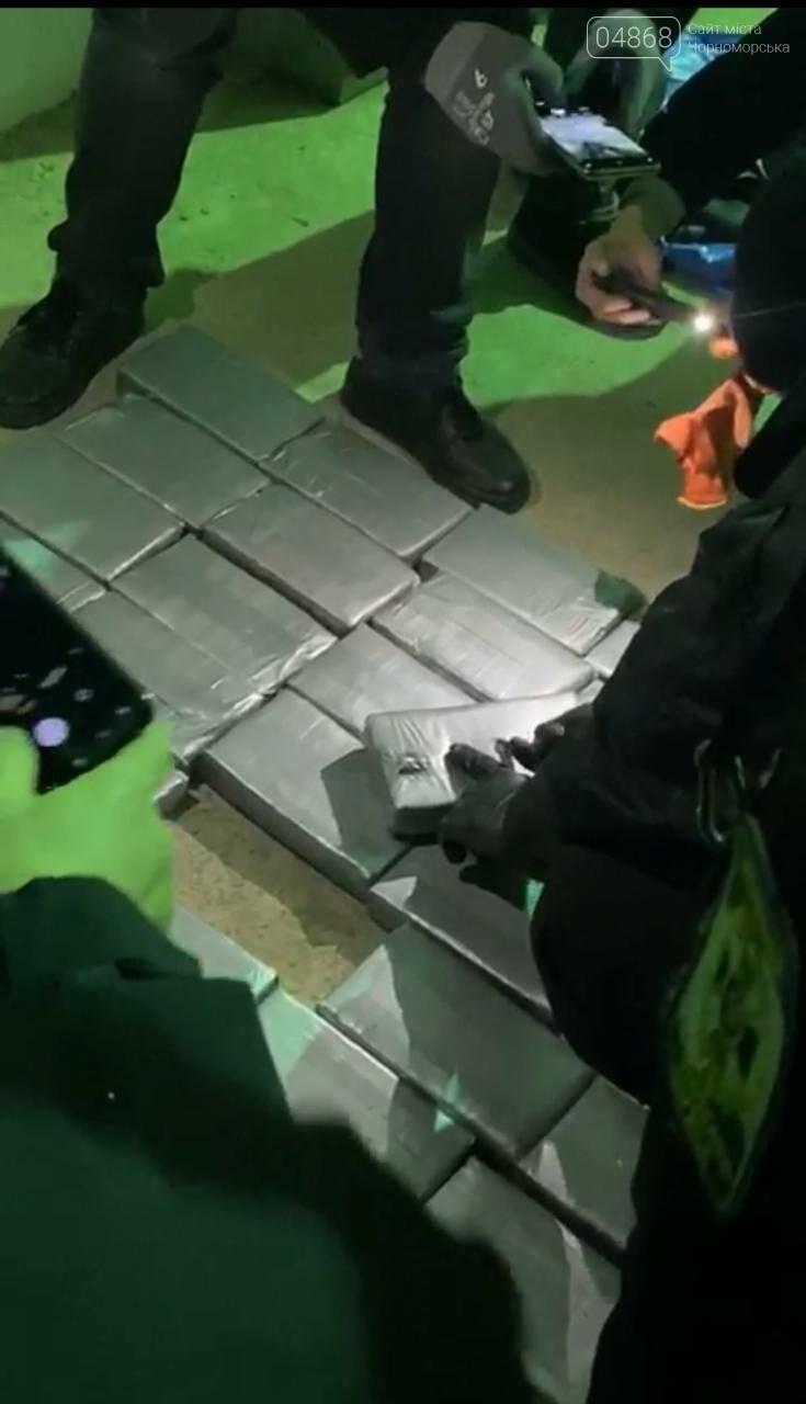 В порту в Одесской области предотвратили поставку кокаина на $12 млн долларов, фото-1