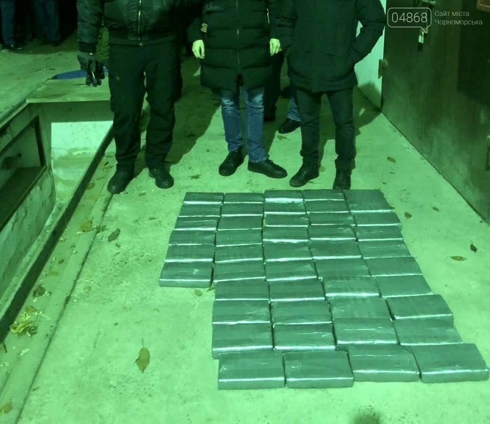 В порту в Одесской области предотвратили поставку кокаина на $12 млн долларов, фото-4