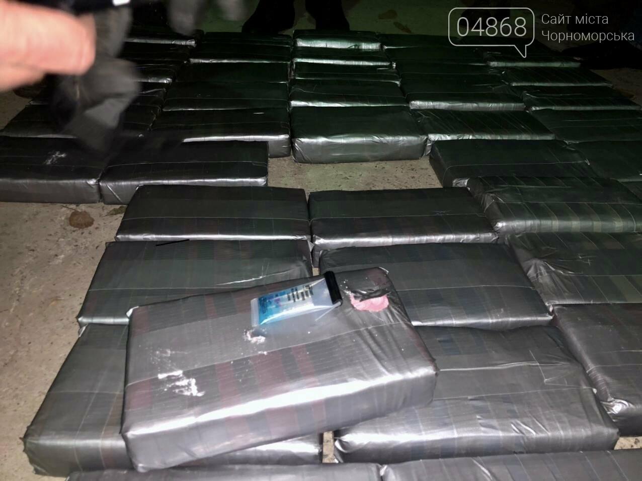 В порту в Одесской области предотвратили поставку кокаина на $12 млн долларов, фото-5