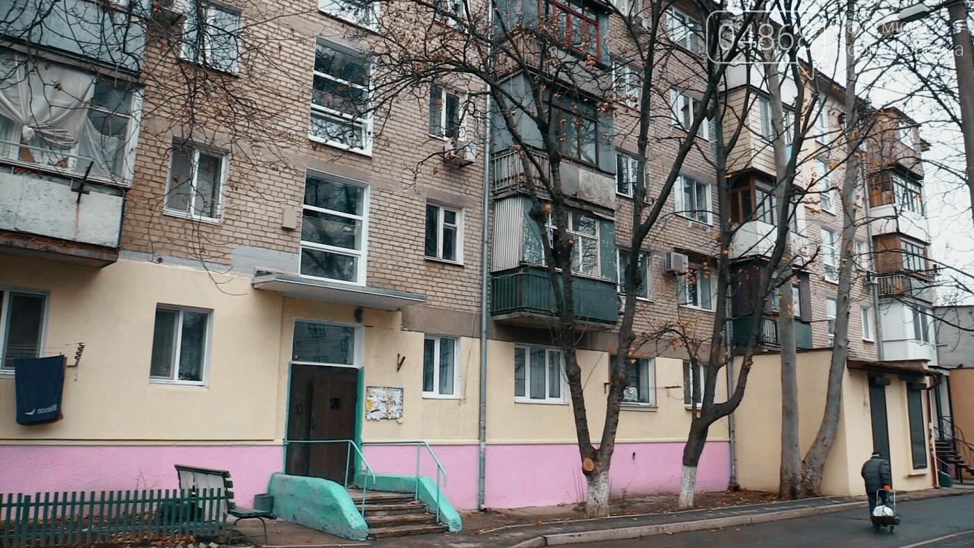 В Черноморске ведётся благоустройство домов (видео), фото-7