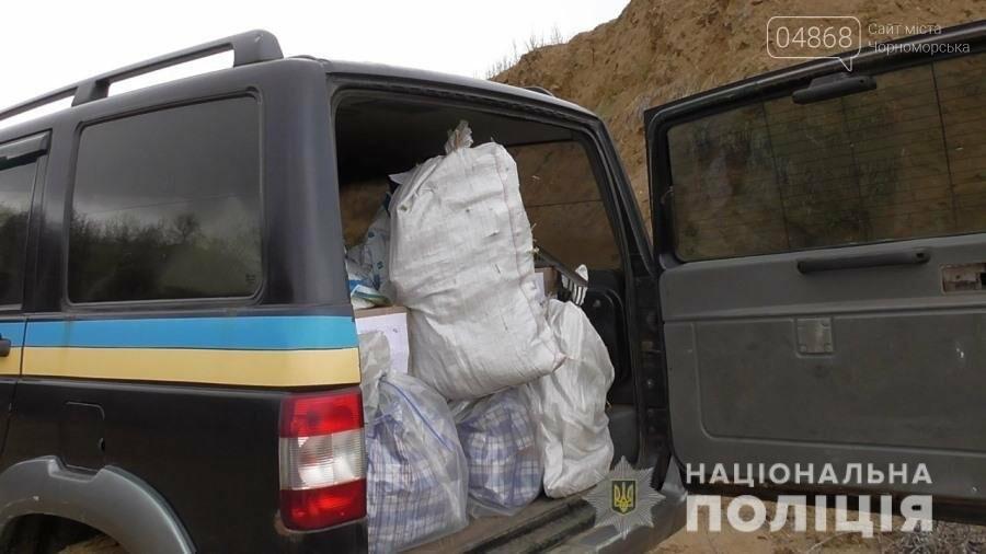 В Одесской области сожгли конфискованные наркотики, фото-1