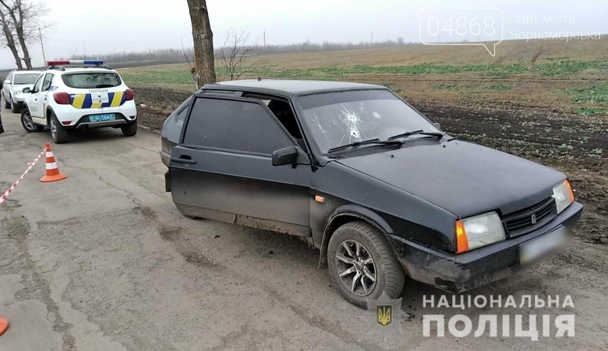 В Одесской области мужчина из мести расстрелял соперника, фото-1