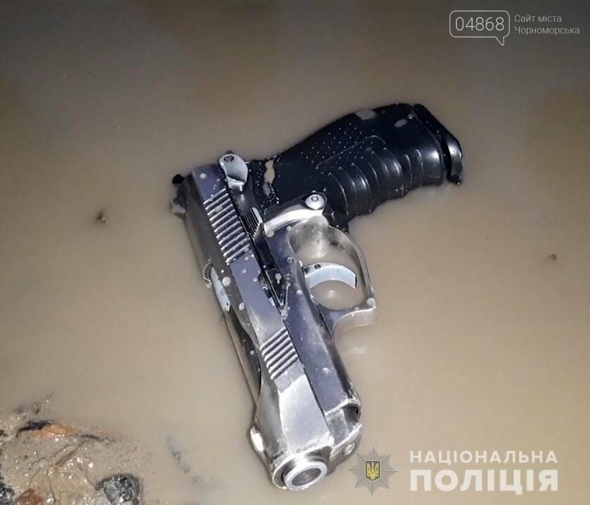 На Привозе задержан ранее судимый рэкетир, фото-2
