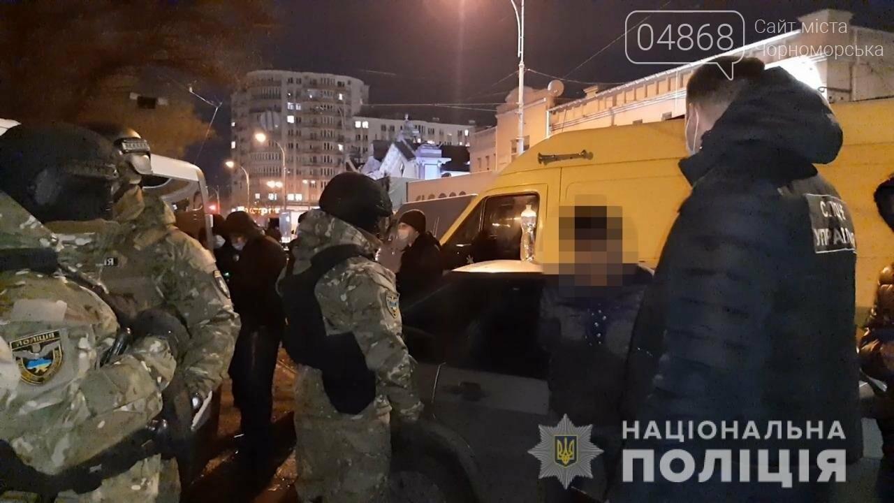 На Привозе задержан ранее судимый рэкетир, фото-4