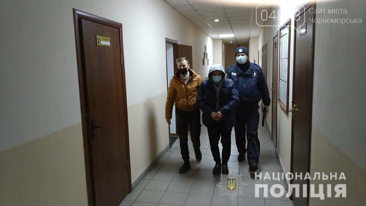 В Одесской области полиция задержала беглого убийцу (видео), фото-3