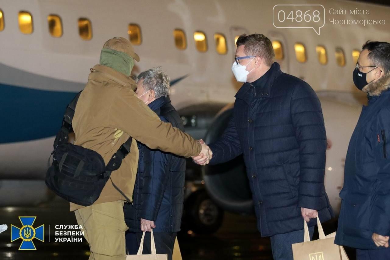 9 украинцев, находившихся в сирийских лагерях беженцев, вернулись домой, фото-1