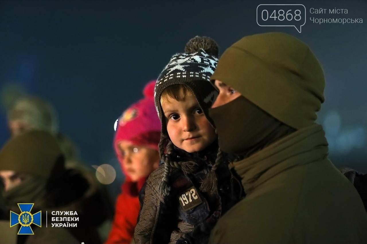 9 украинцев, находившихся в сирийских лагерях беженцев, вернулись домой, фото-2