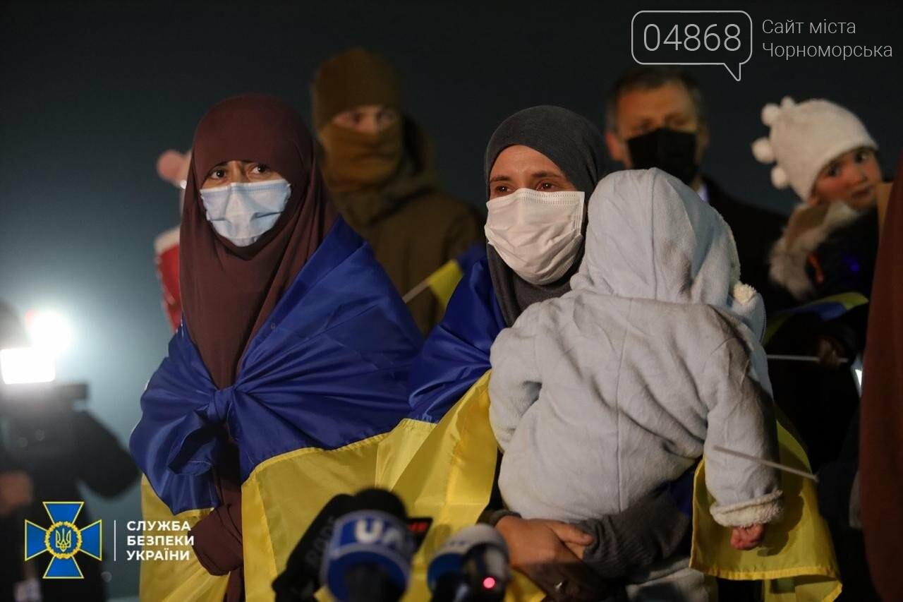9 украинцев, находившихся в сирийских лагерях беженцев, вернулись домой, фото-3
