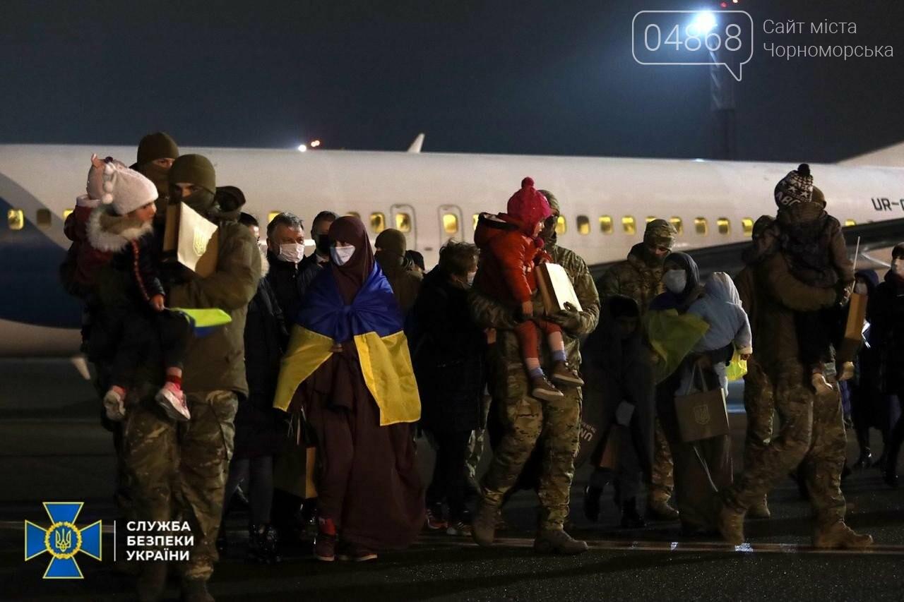 9 украинцев, находившихся в сирийских лагерях беженцев, вернулись домой, фото-5
