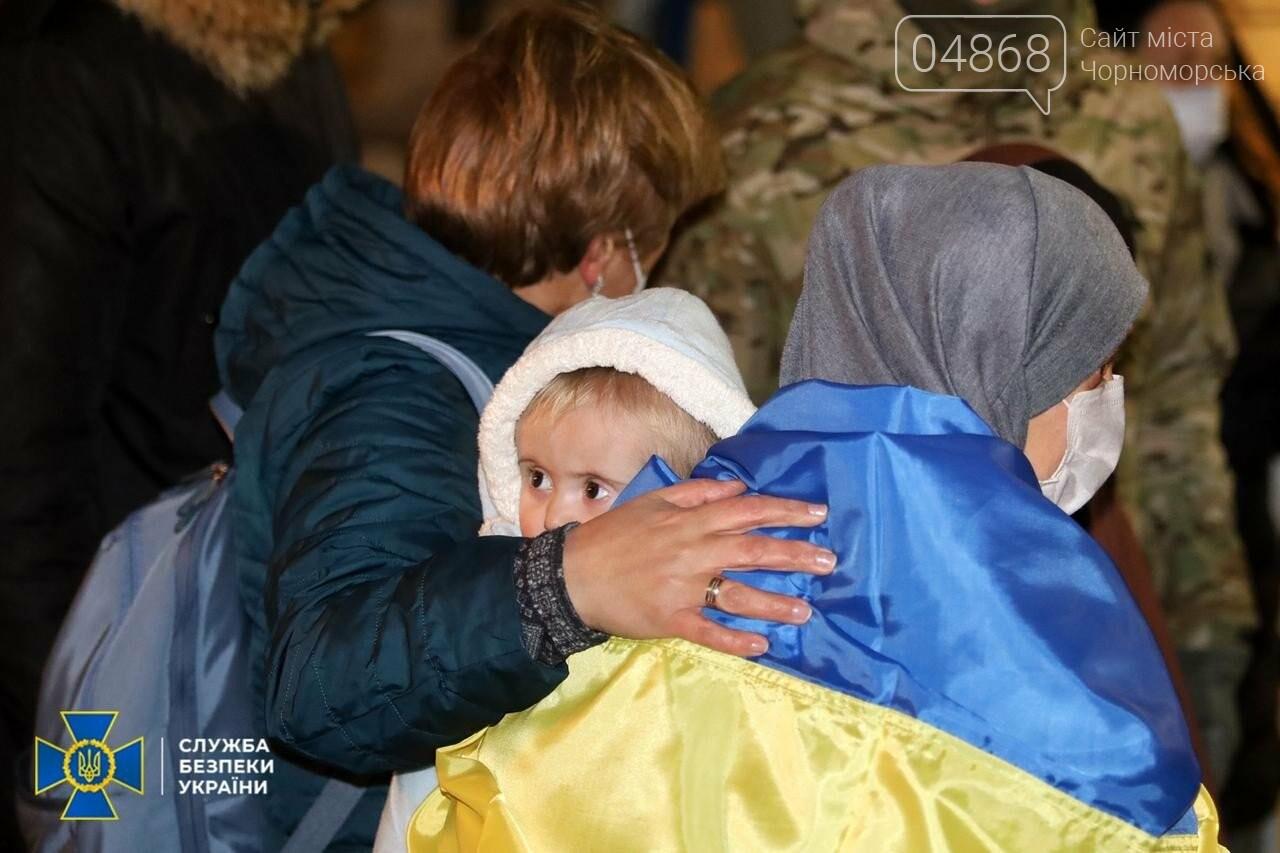 9 украинцев, находившихся в сирийских лагерях беженцев, вернулись домой, фото-6